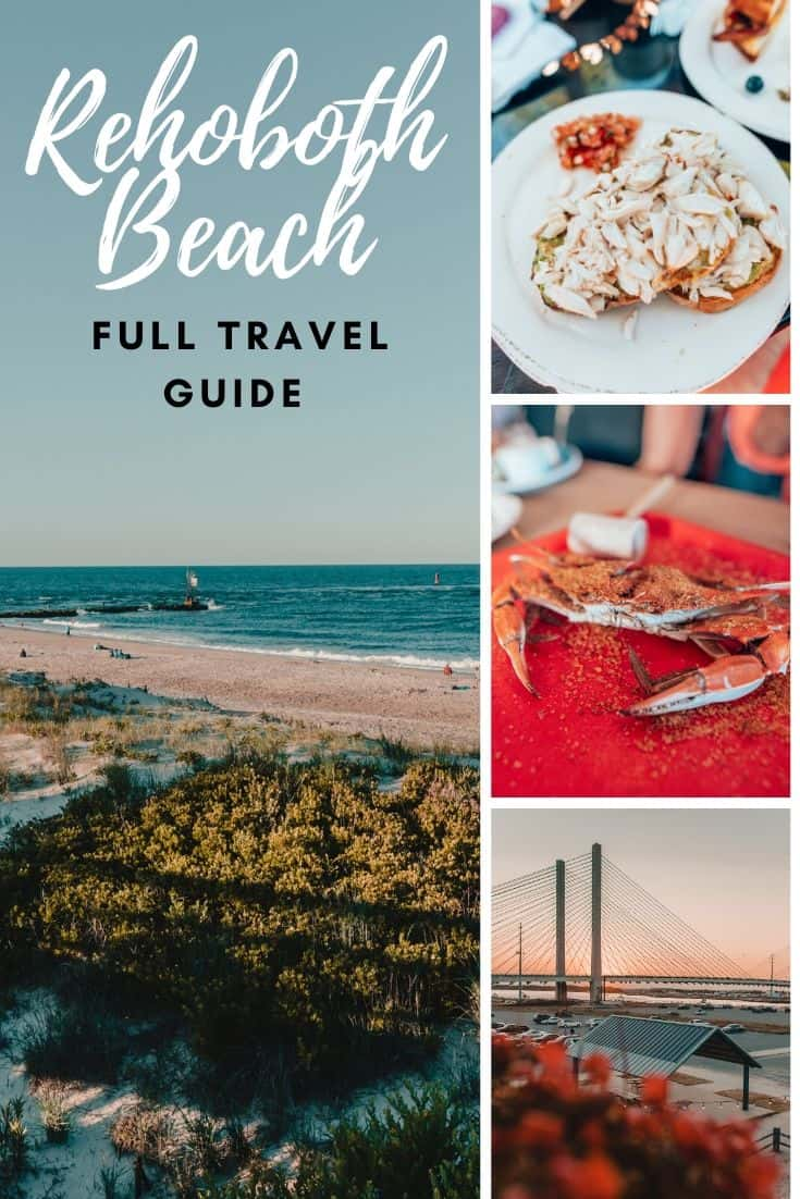 Rehoboth Beach Travel Guide
