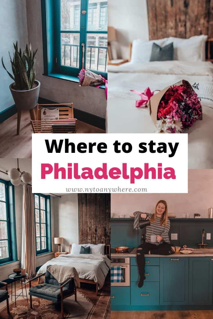 Best Philly place to stay