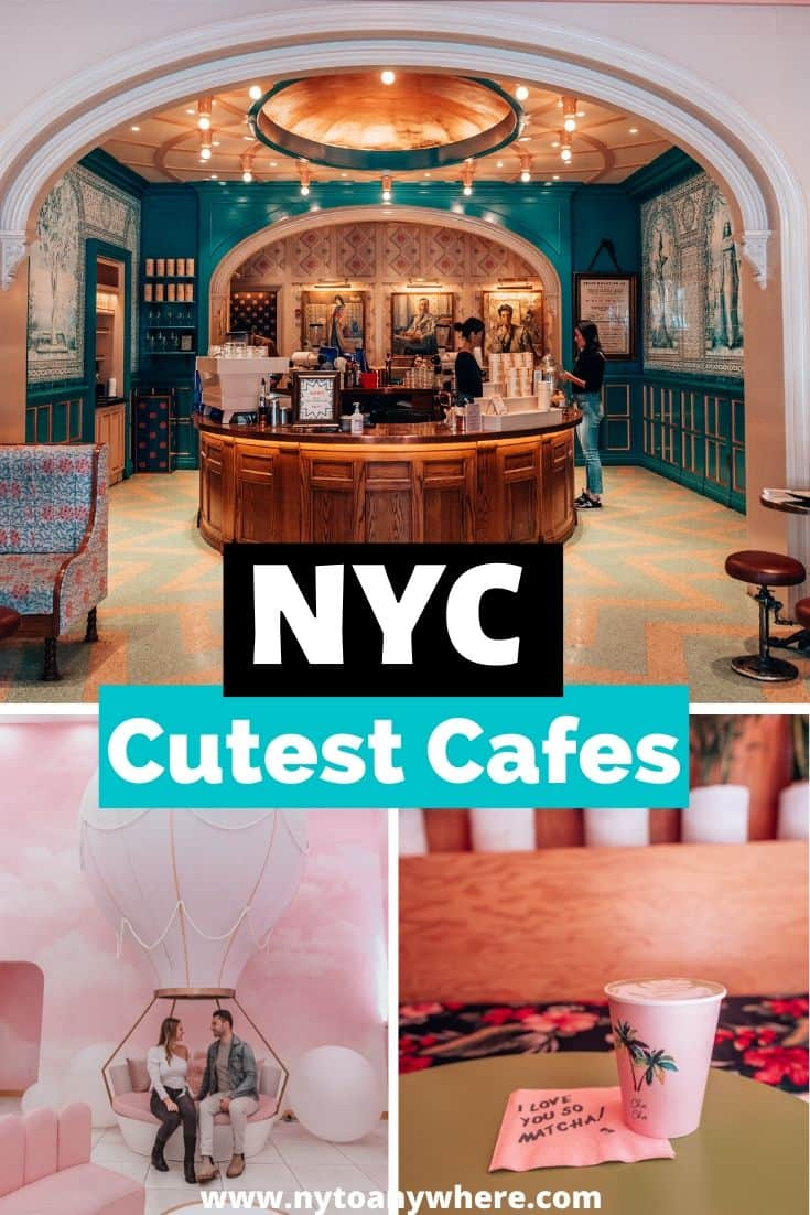 Pretties Cafes in NYC