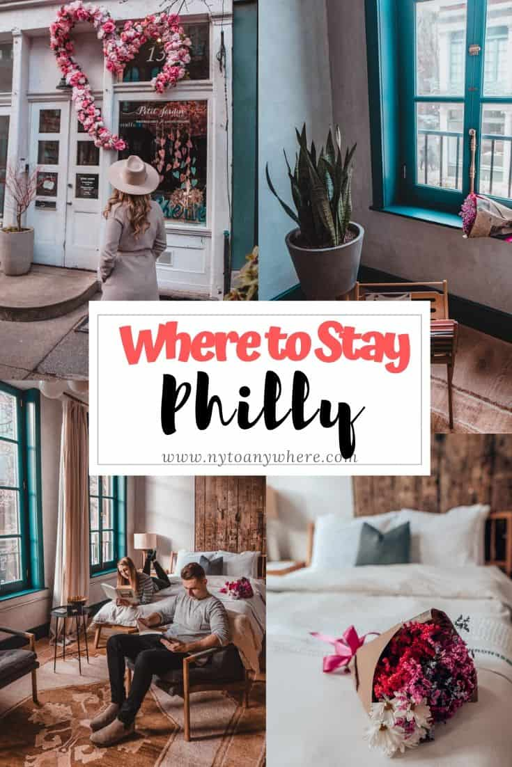 Where to Stay in Philly