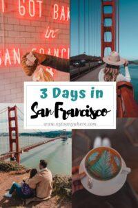 SF Itinerary