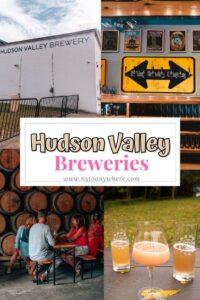 Hudson Valley Breweries