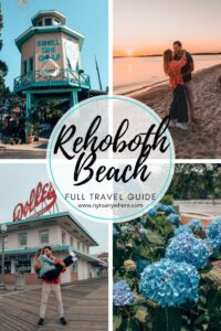 Guide to Rehoboth Beach