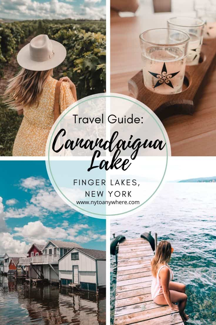 Canandaigua Lake Travel Guide, New York