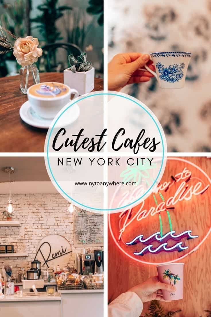 nyc cafes