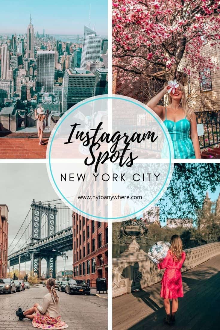 Instagram Spots NYC