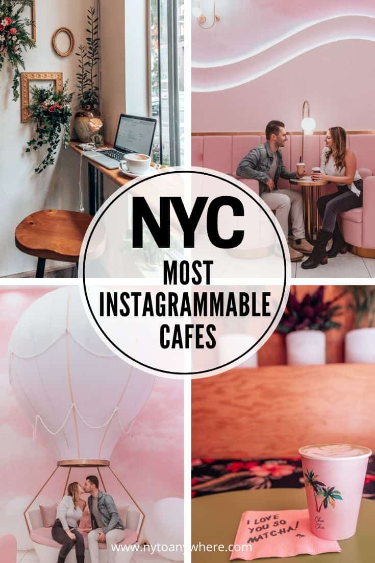 NYC cafe photos