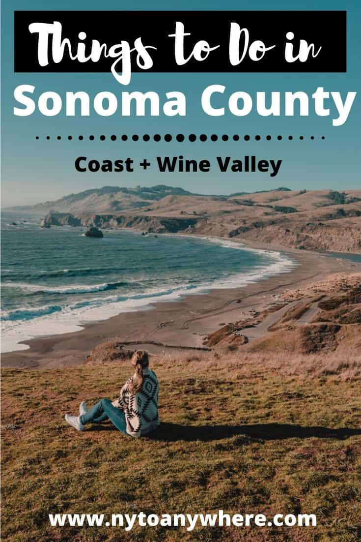 Things to Do in Sonoma County