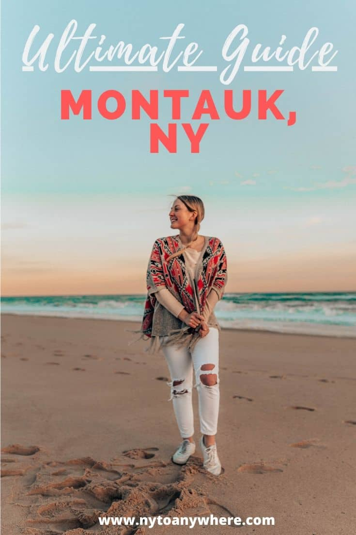 Things to do in Montauk NY