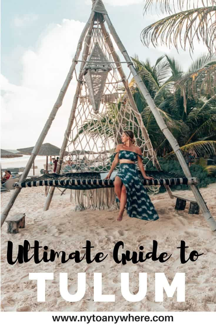 Epic Guide to Tulum