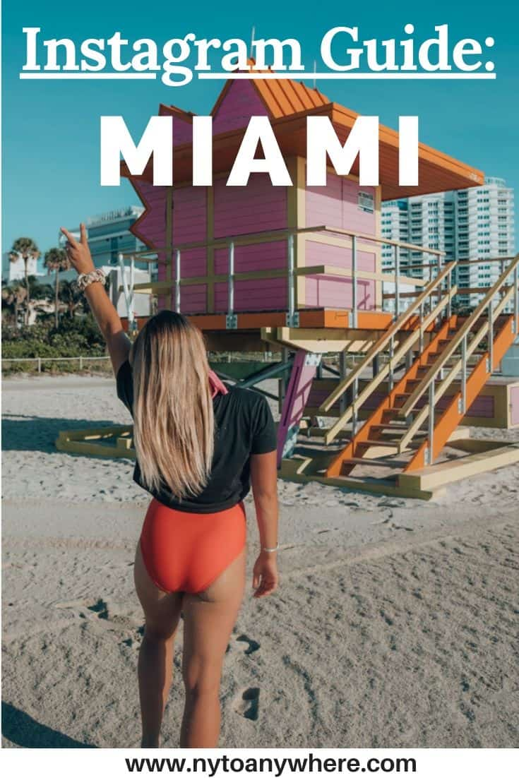 Miami Lifeguard towers