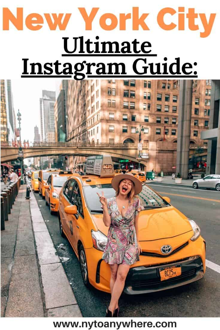 Instagram Spots in NYC
