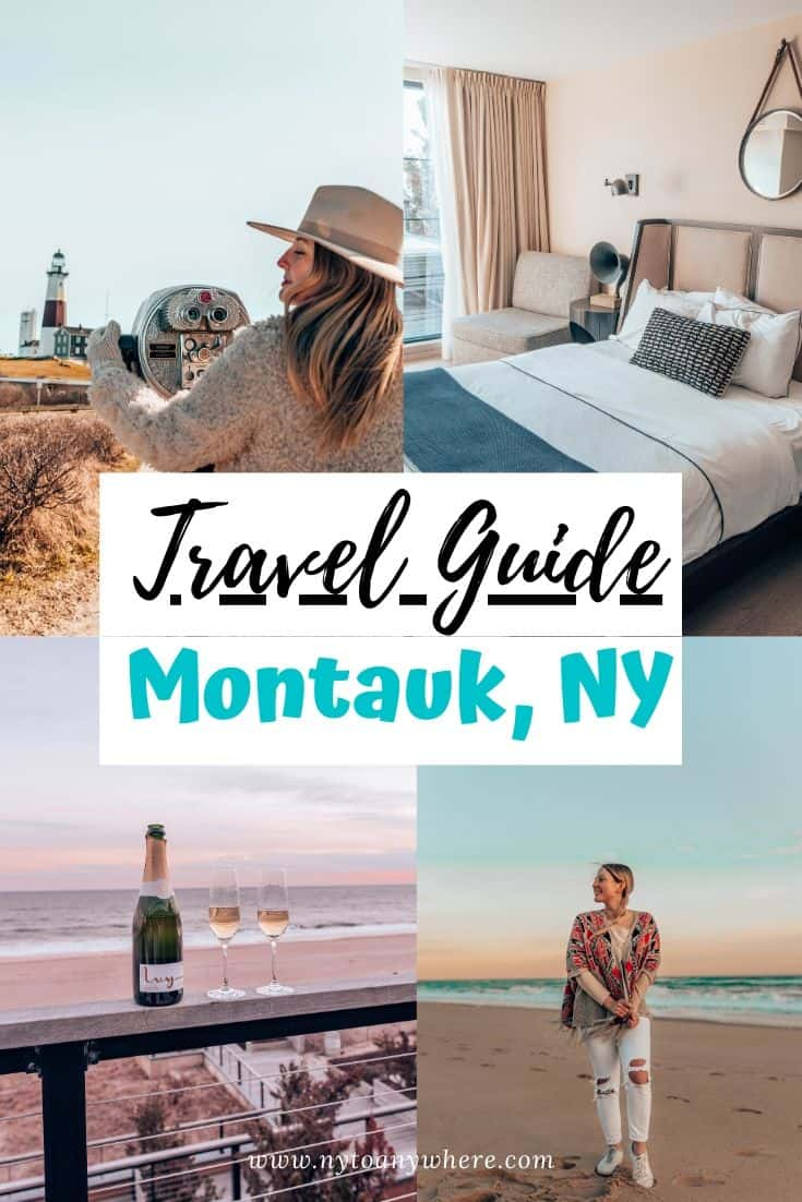Montauk New York Guide