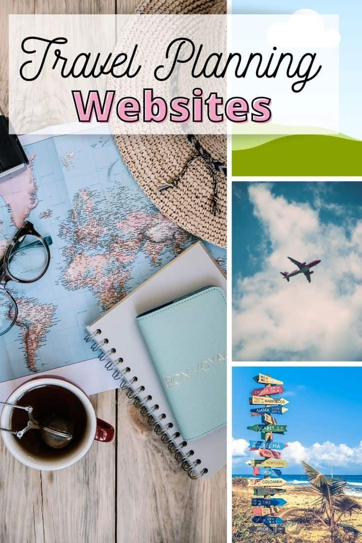 Travel Planning Websites