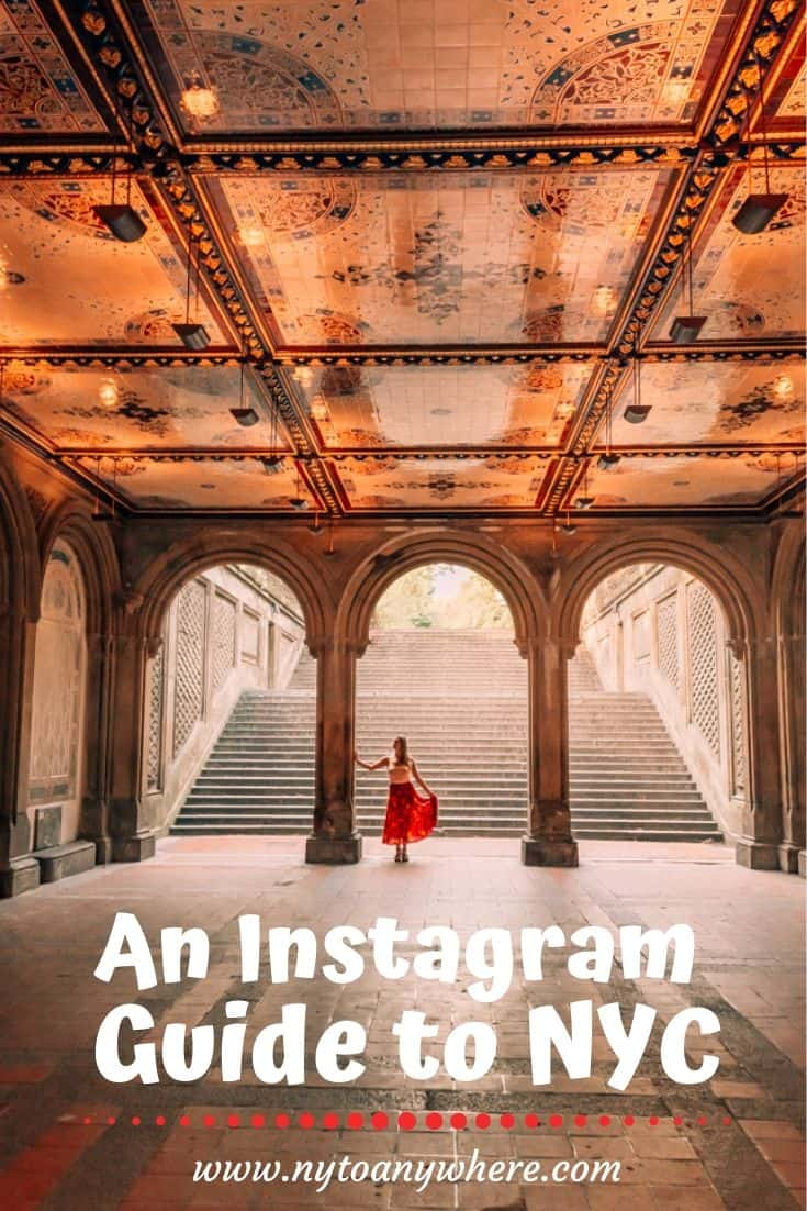 Instagram Guide to NYC