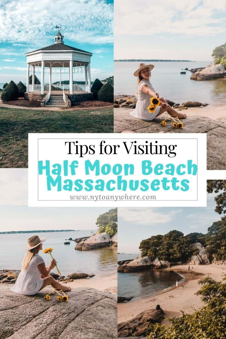 Half Moon Beach, Gloucester