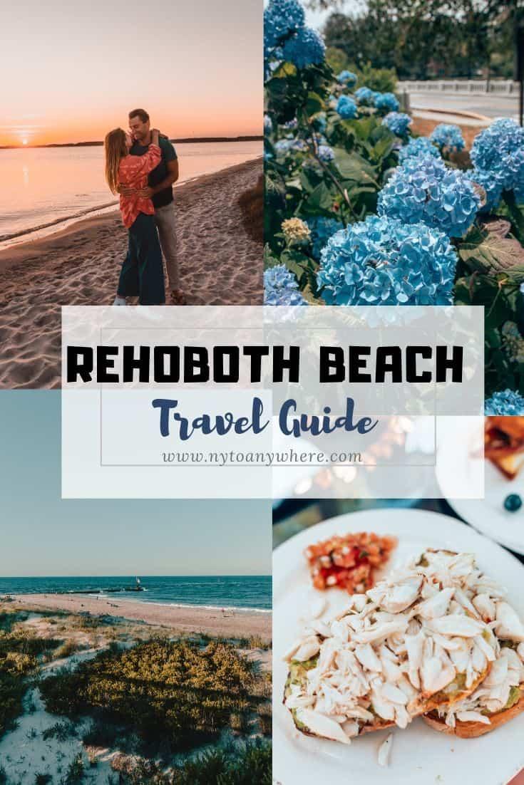 Rehoboth Beach Delaware Guide