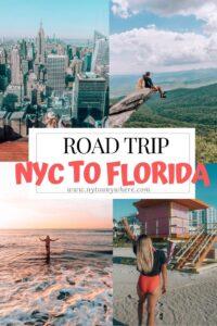 New York to Florida Road Trip