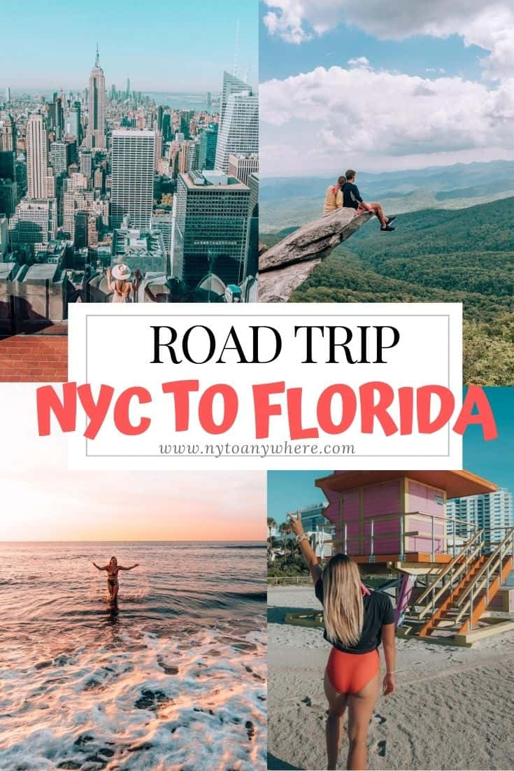 New York to Florida Road Trip