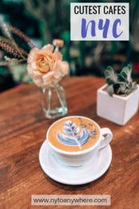 cutest cafes in NYC