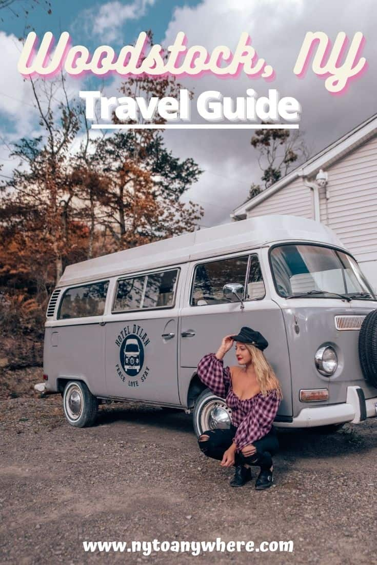 Travel Guide Woodstock NY