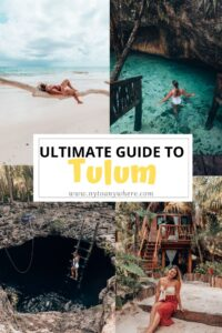 Travel Guide to Tulum