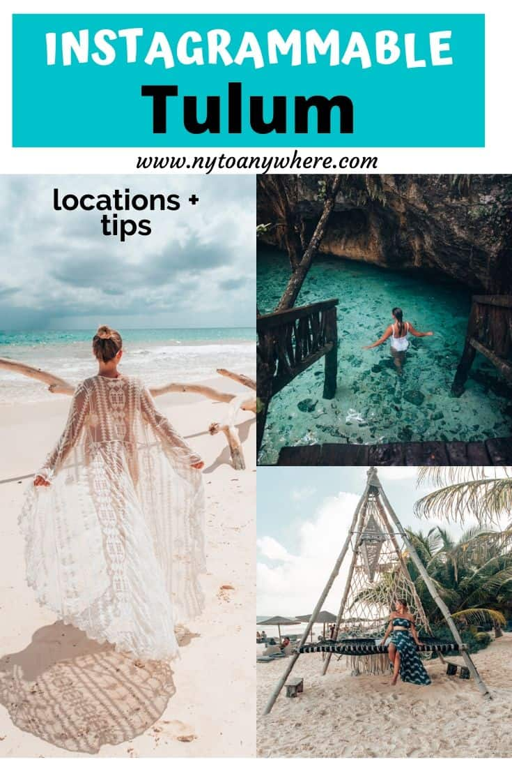 Tulum Instagram Guide