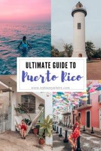 Puerto Rico Collage