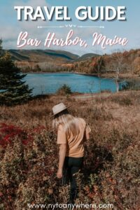 Things to do in Bar Harbor Maine