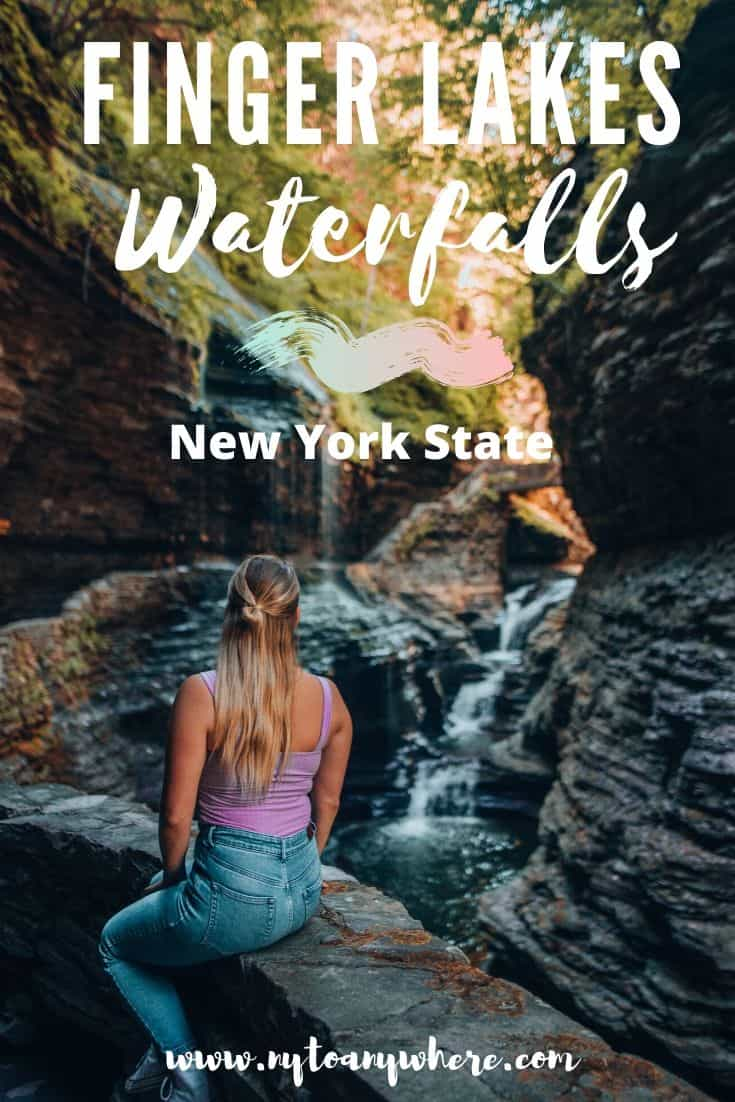 Finger Lakes Waterfallls