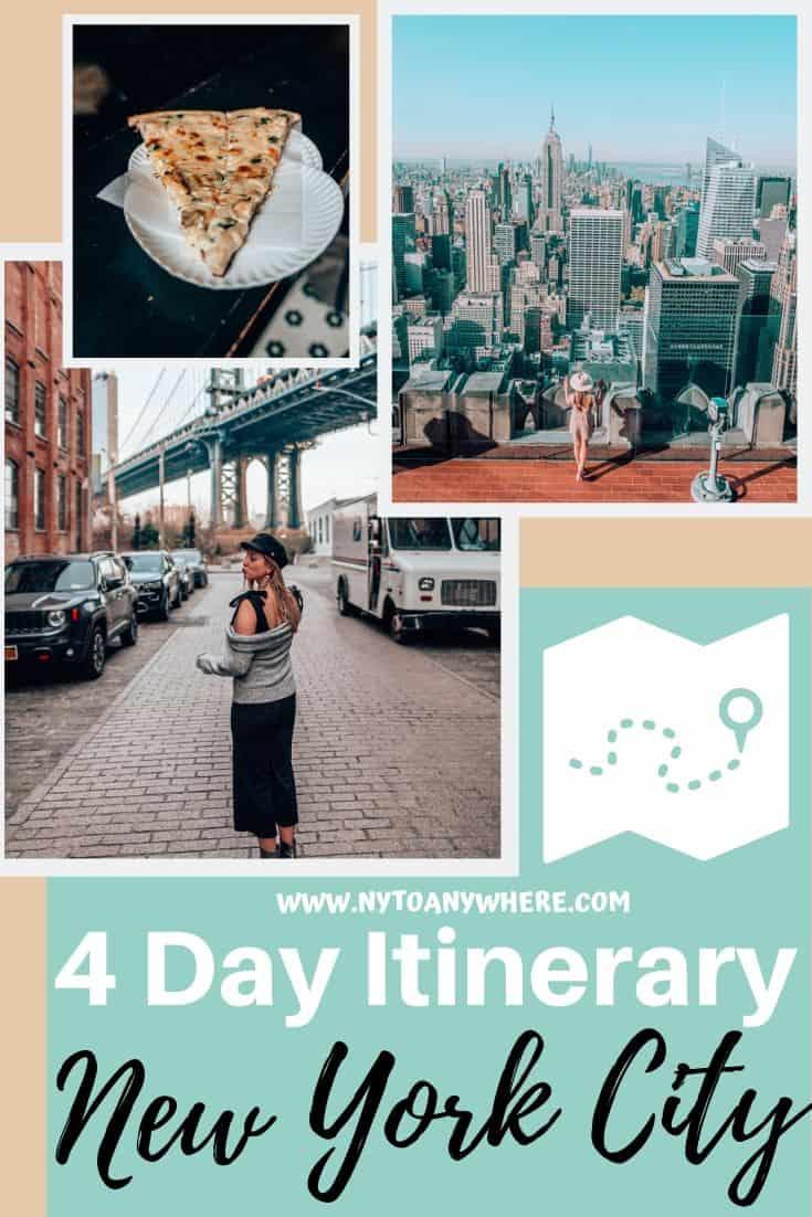 New York in 4 days