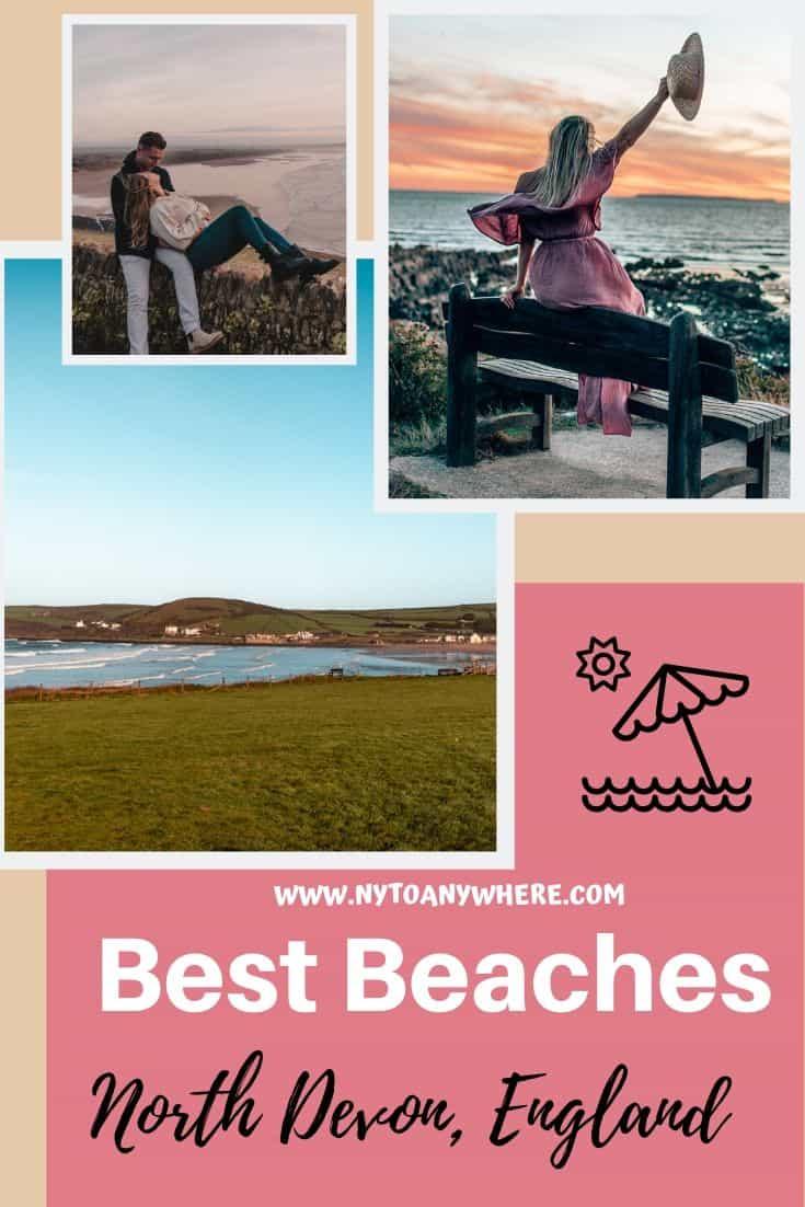 Best Beaches in North Devon