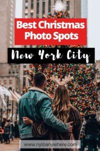 Christmas Photo Spots NYC