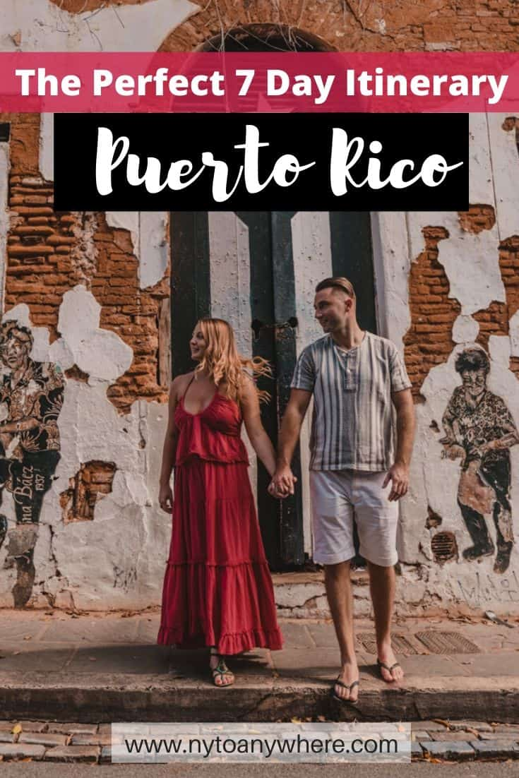 Puerto Rico vacation