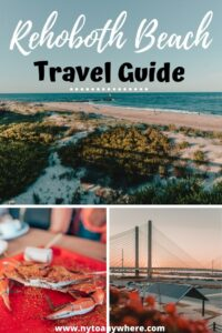Guide to Rehoboth Delaware
