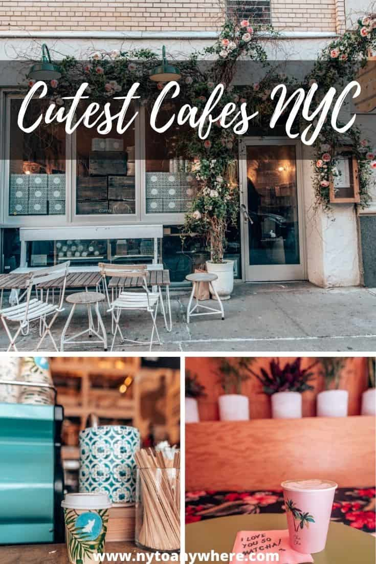cafes in new york