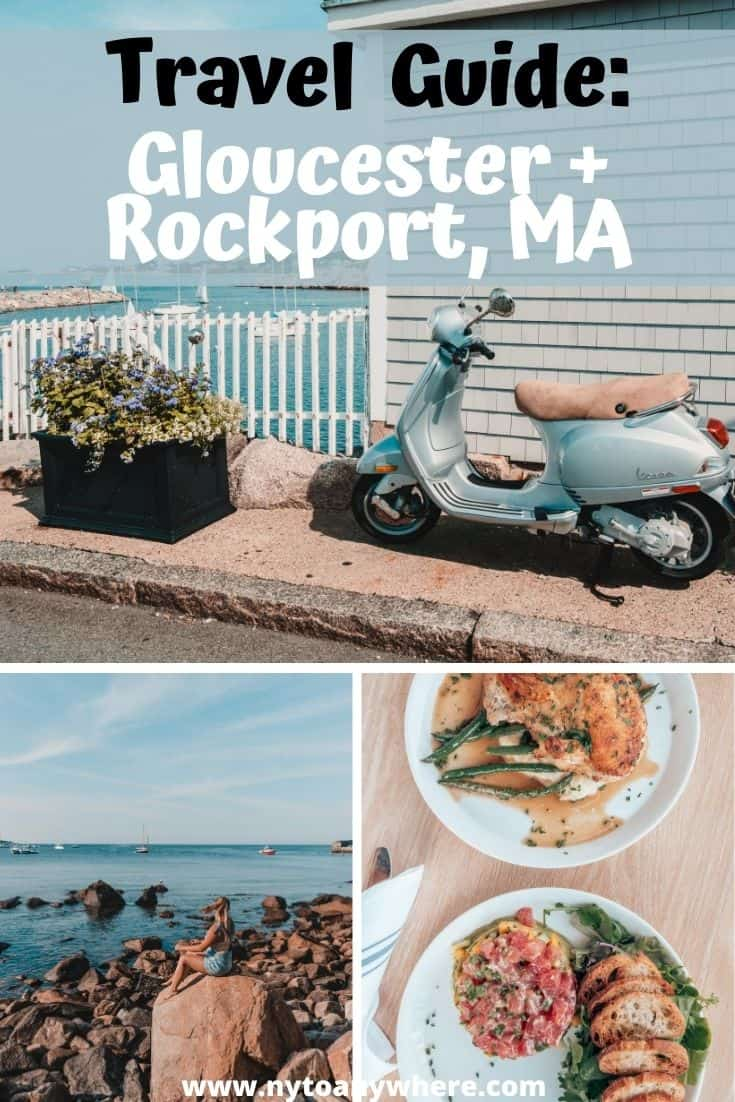 Rockport + Gloucester Ma