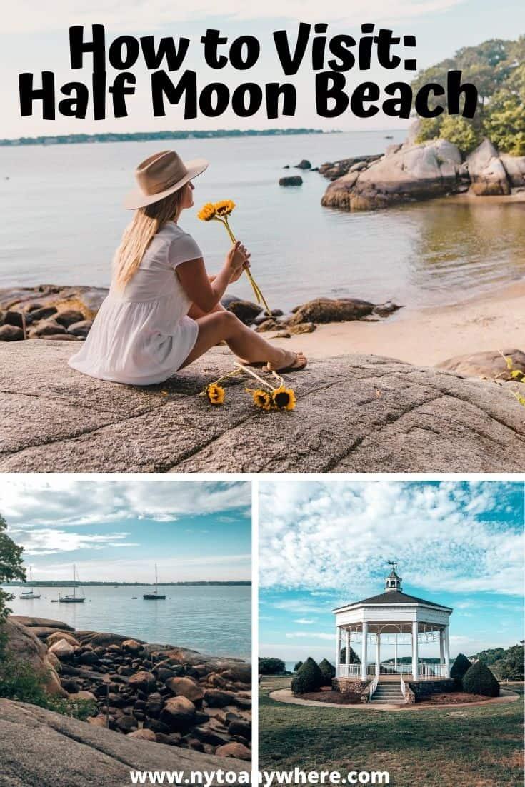 Half Moon Beach Massachusetts