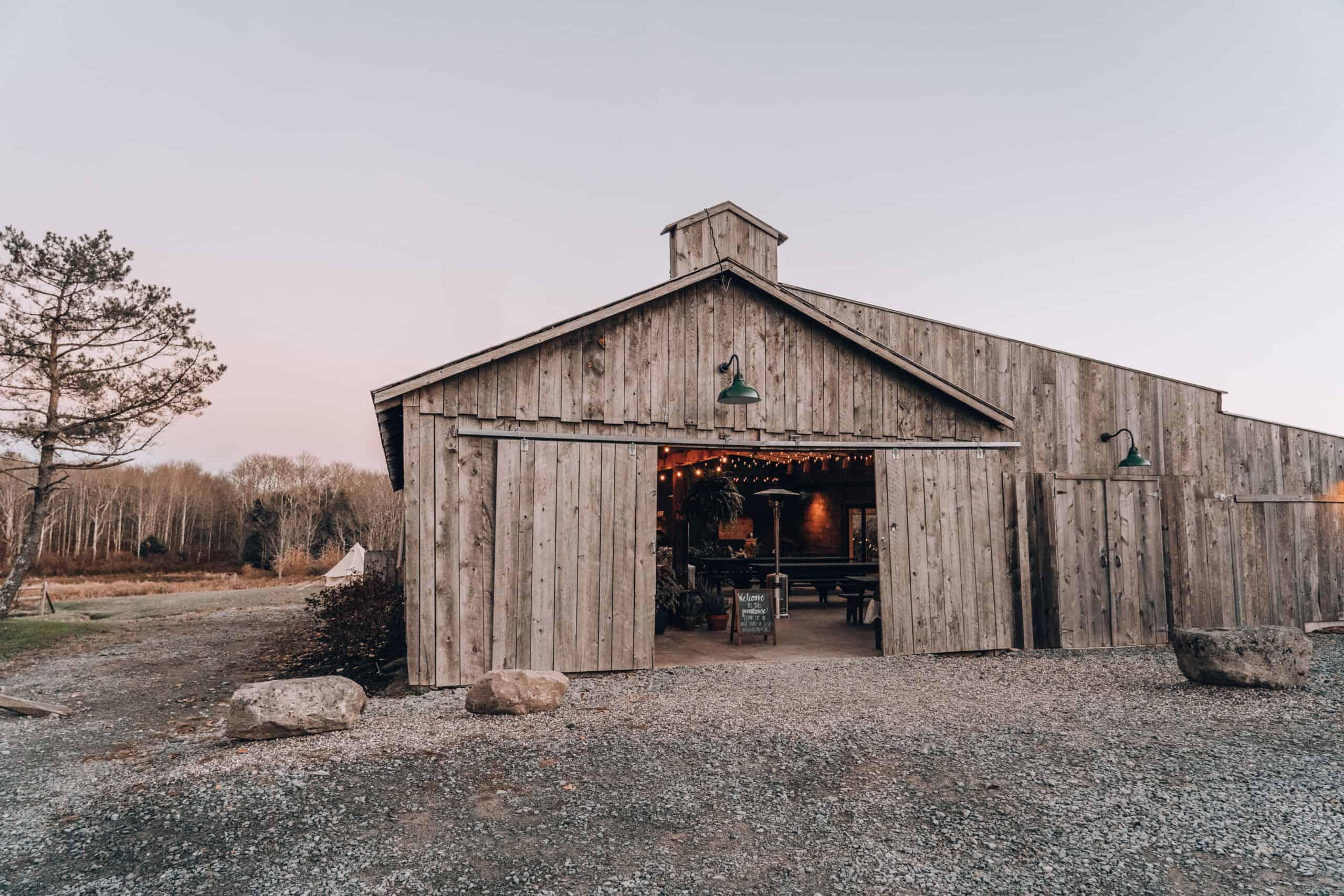 Arnold House Barn