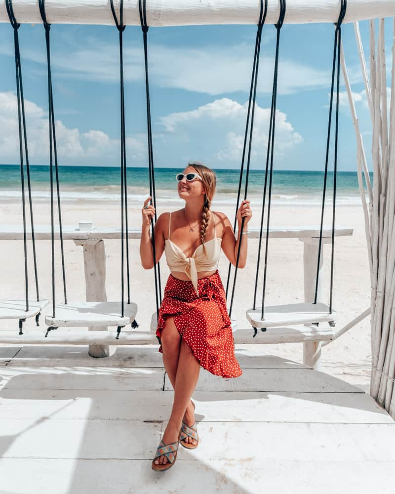 Coco Tulum Swing