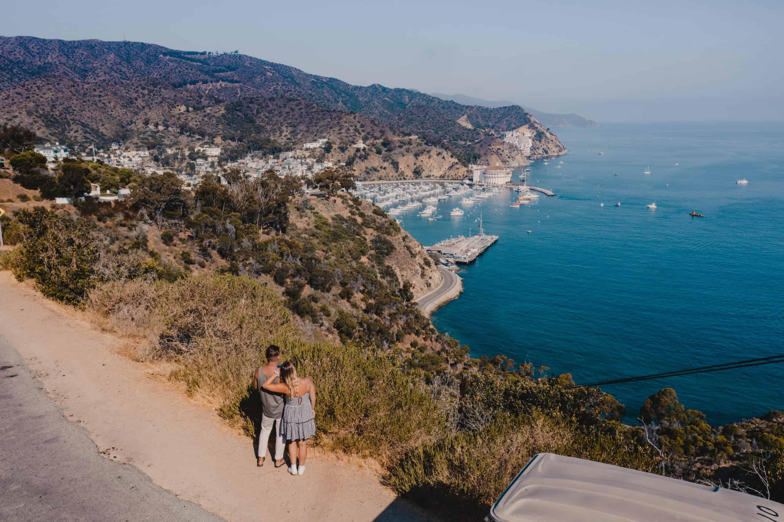 Buena Vista Point, Santa Catalina Island