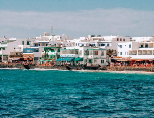 The Best Resort Town in Lanzarote: Playa Blanca