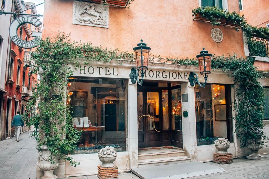 Hotel Giorgione, Venice