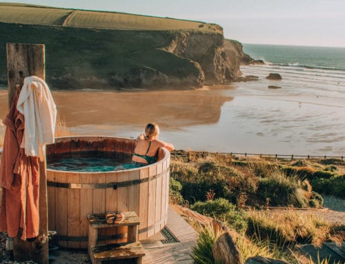 The Scarlet. A Luxury Eco Hotel in Cornwall