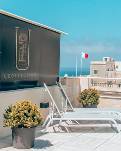 u collection terrace at penthouse