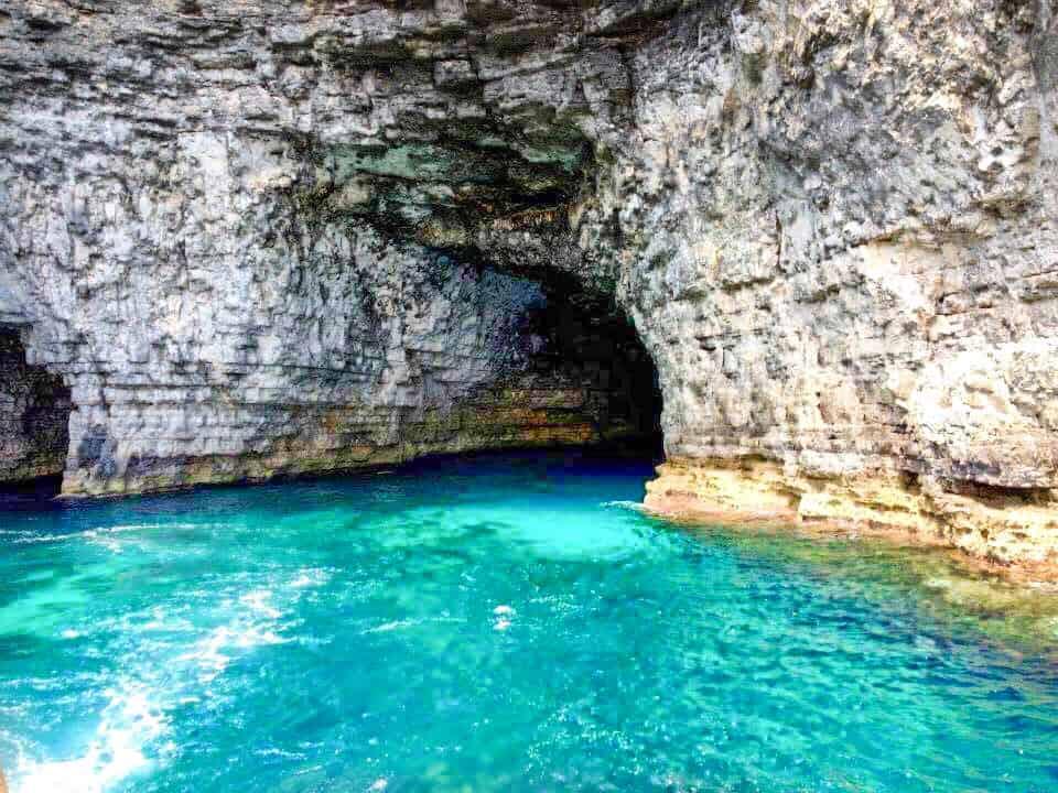 Malta's Blue Lagoon