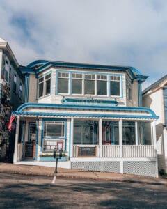 restaurants in Bar Harbor