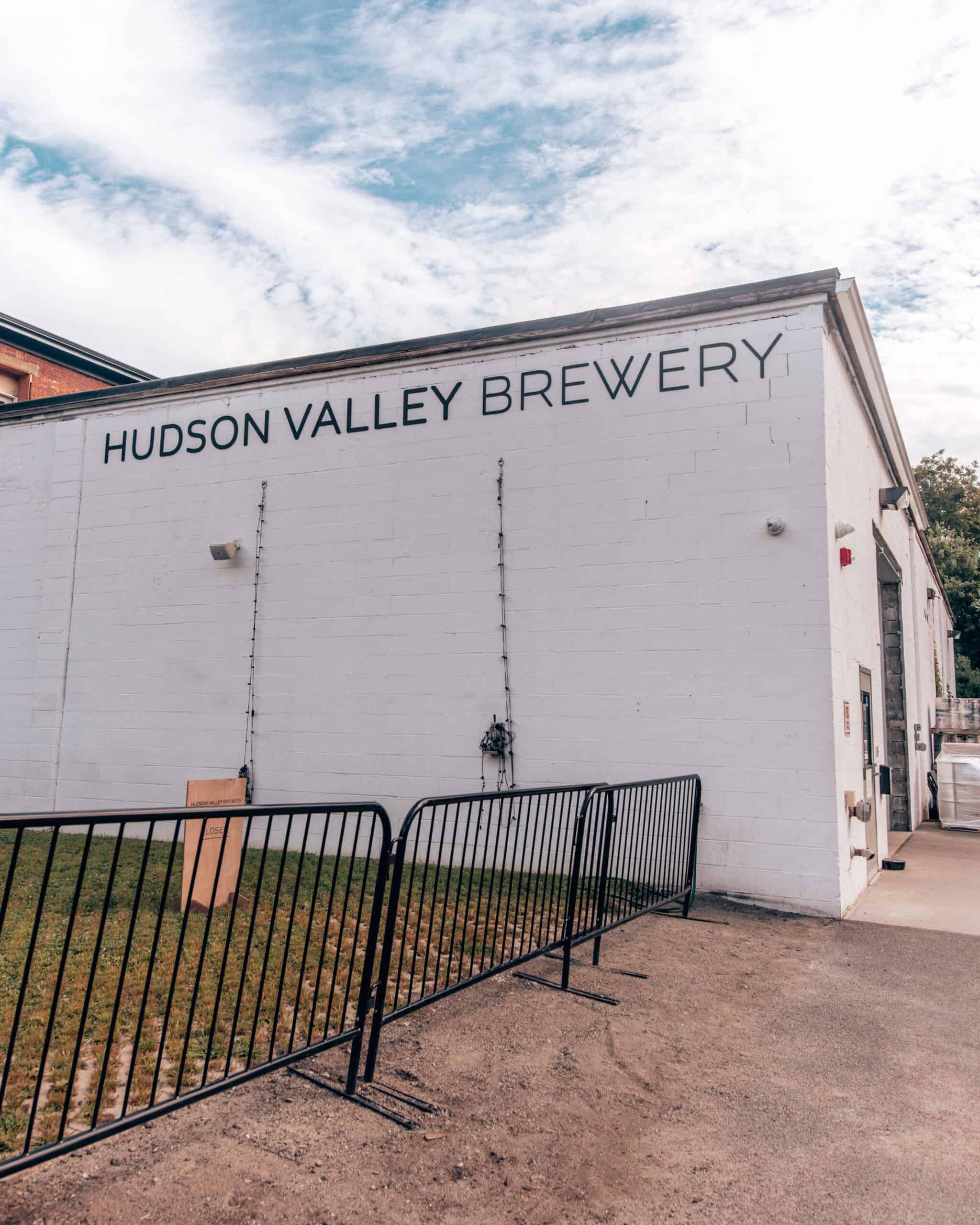 Breweries in the Hudson Valley