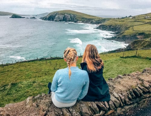 A Girl's Getaway : Ireland Roadtrip