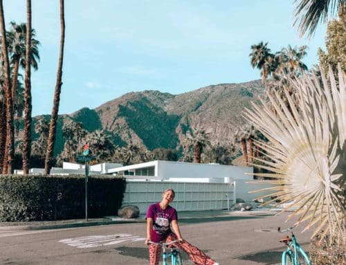 8 Instagram Spots in Palm Springs